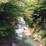 (群馬県)吾妻渓谷ハイキング・旧王湯に立ち寄り湯